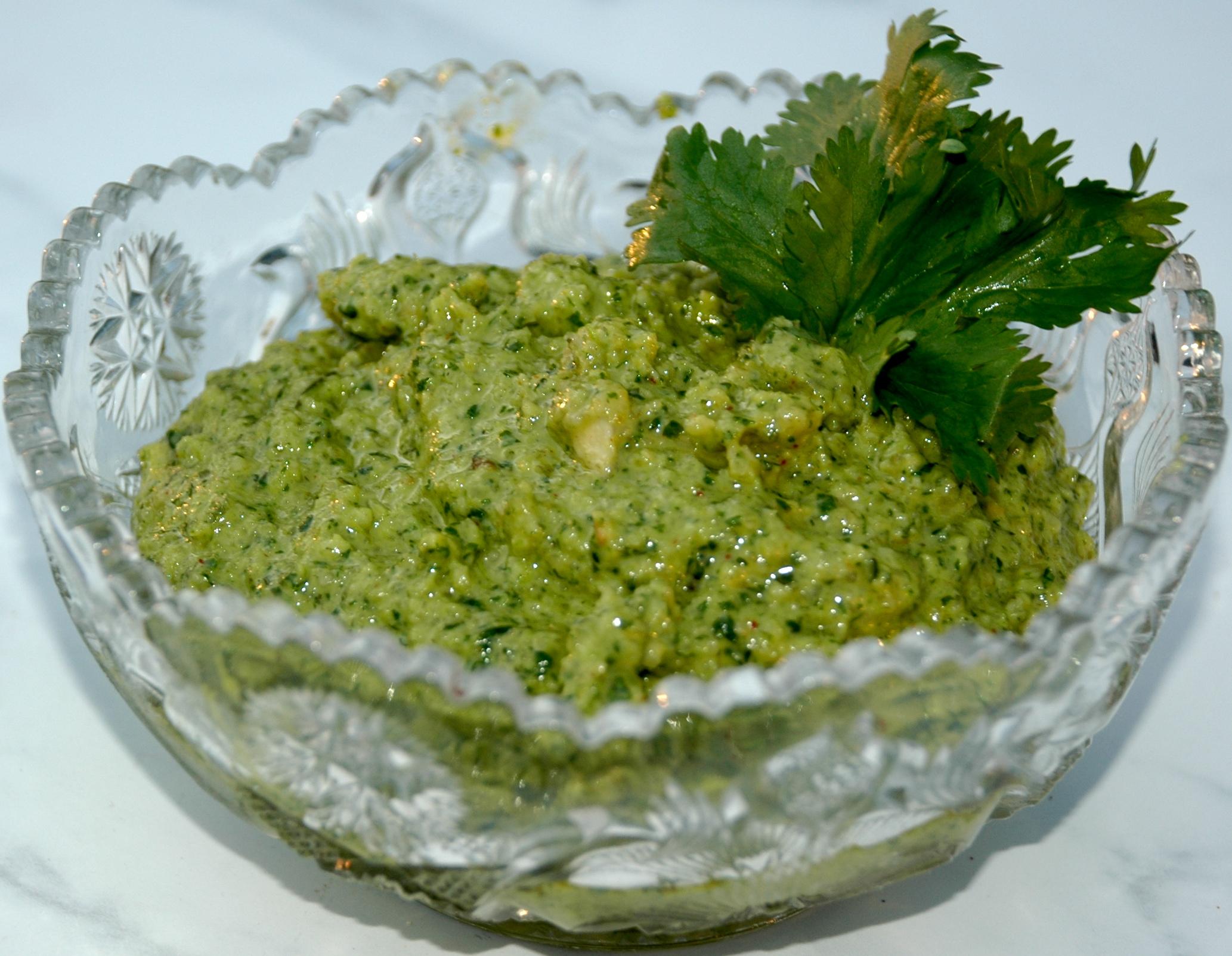 Cilantro & Pepita Pesto - The Turquoise Table
