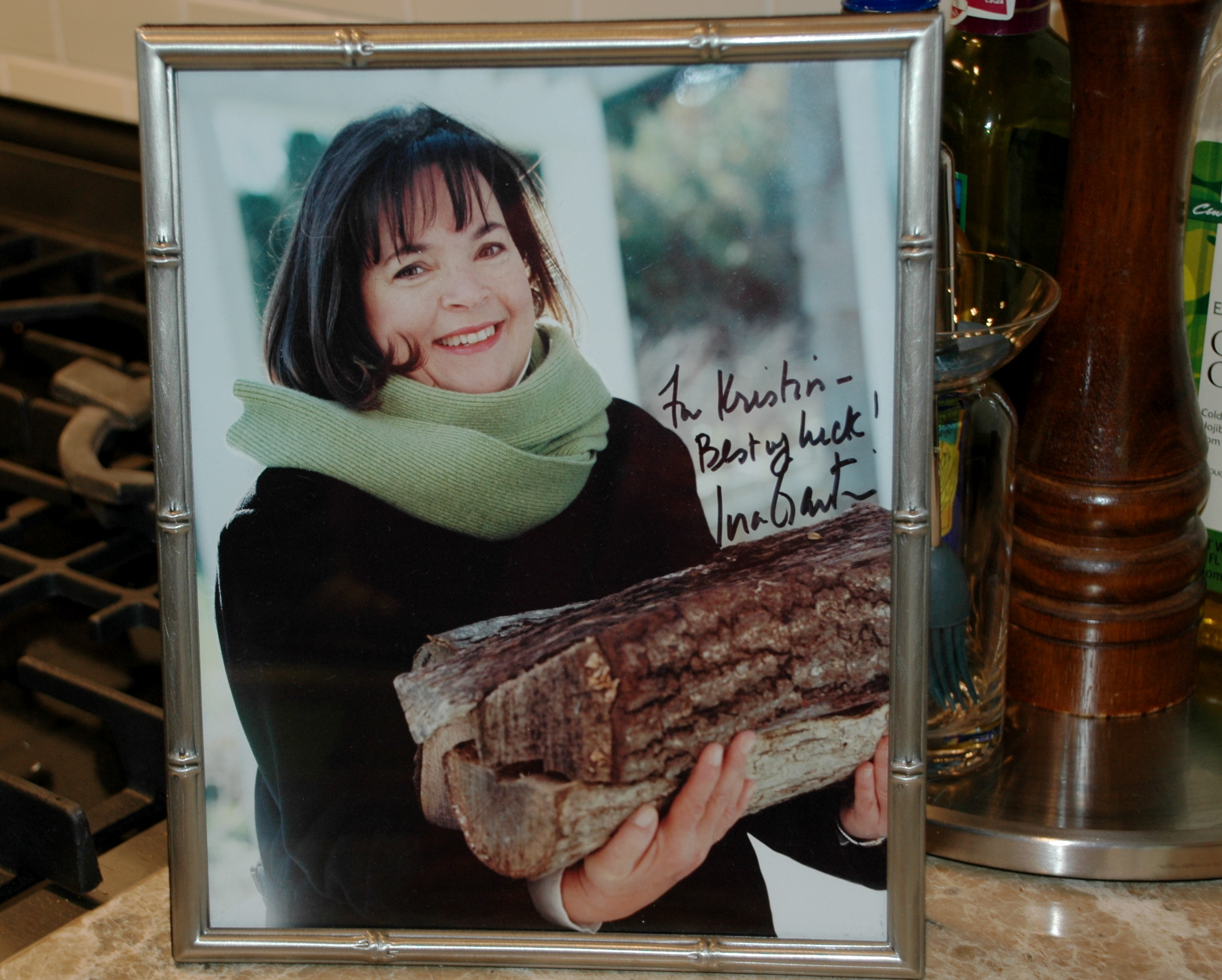the barefoot contessa - the turquoise table