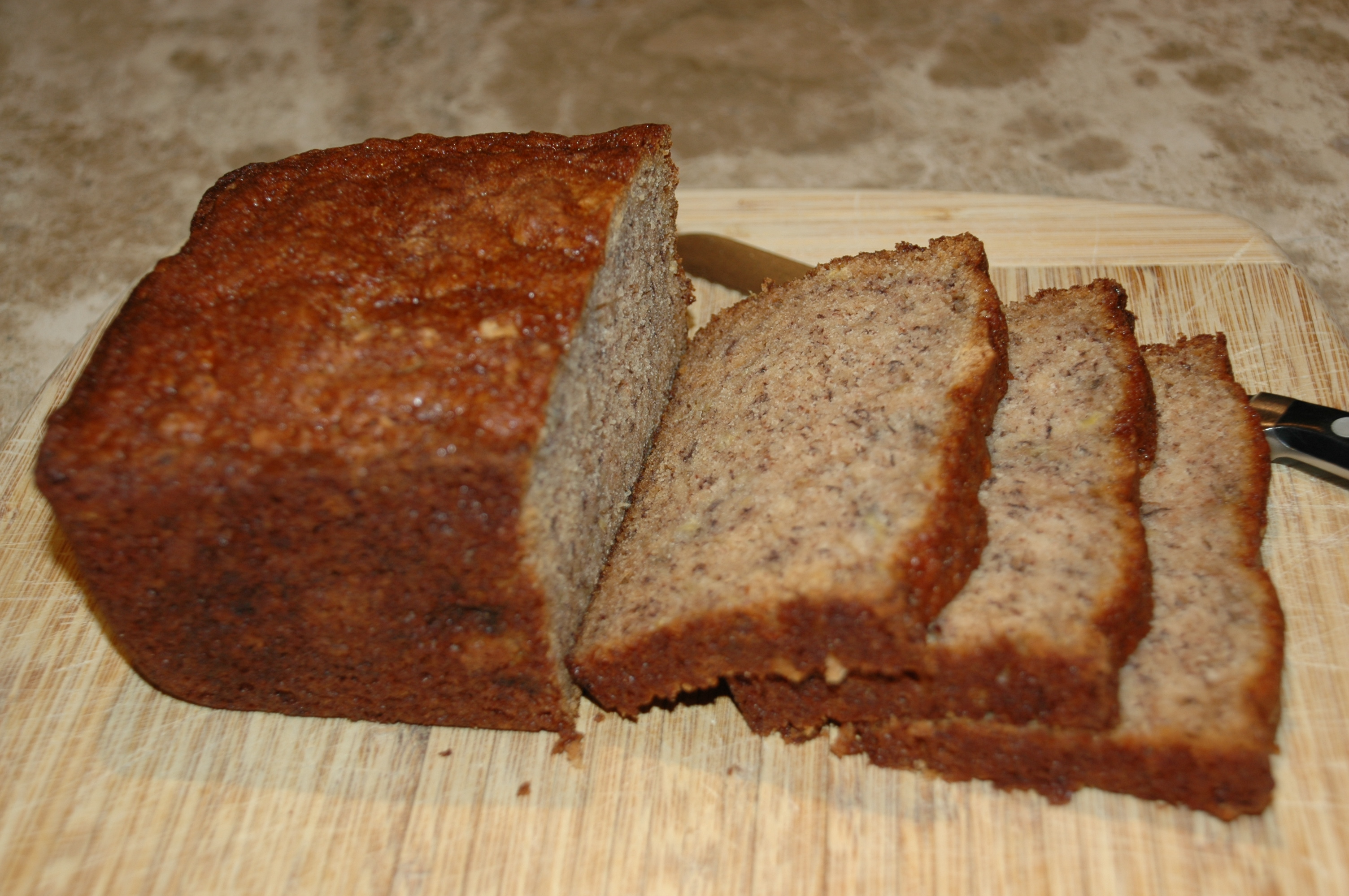 Banana Bread | The Schell Cafe