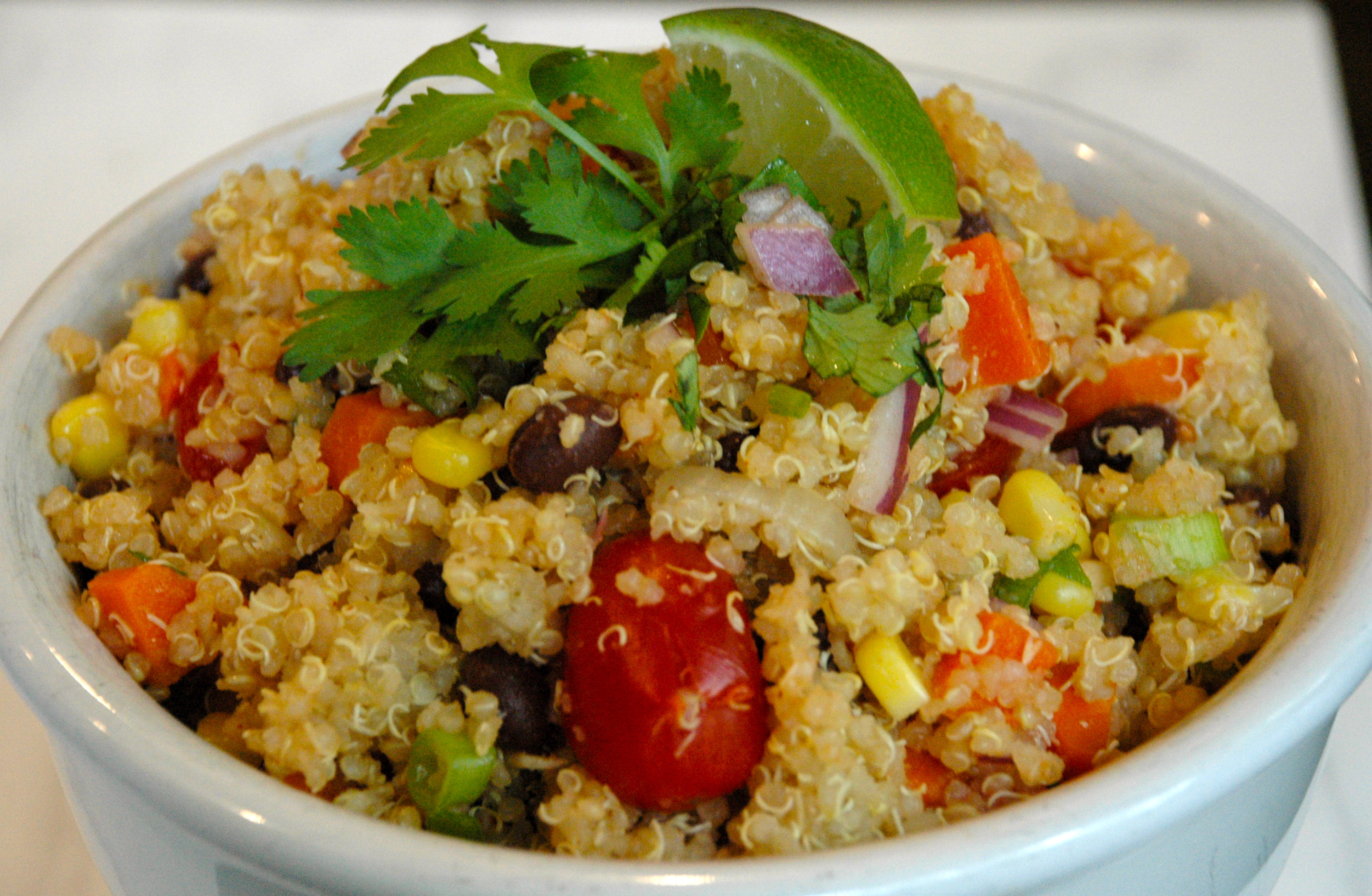 Mexican Quinoa Salad | protein packed, delicious and healthy ...